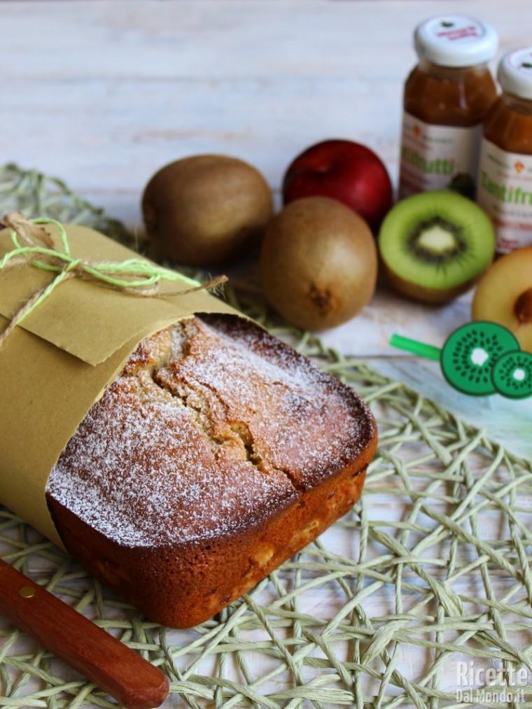 Ricetta plumcake al kiwi
