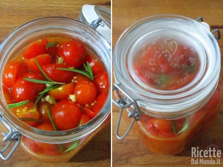 Pomodorini marinati 5