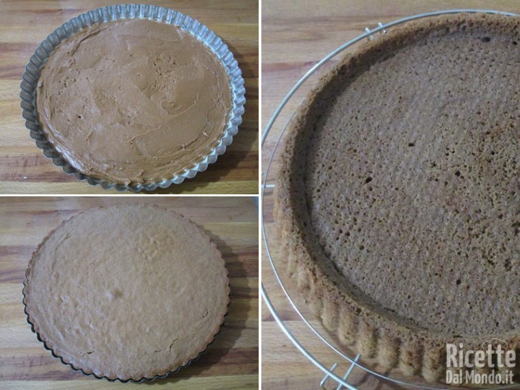 Crostata morbida al tiramisù 3