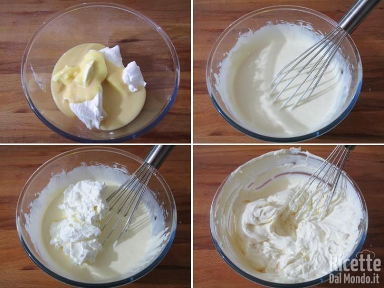 Crostata morbida al tiramisù 4