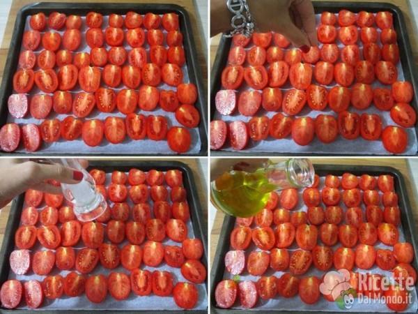 Come fare i pomodori secchi 3
