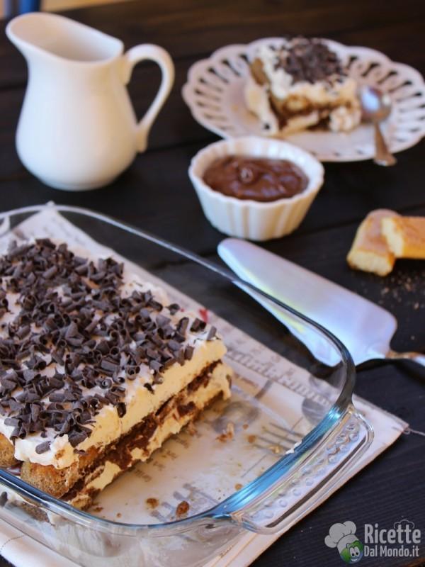 Come fare il Tiramisù alla Nutella