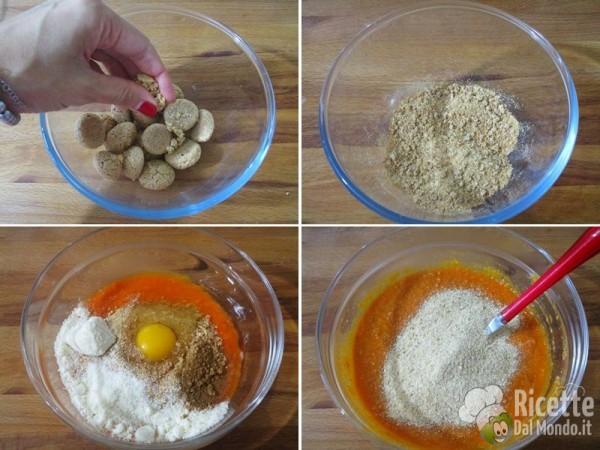 Quiche salata zucca, pancetta e fontina 3