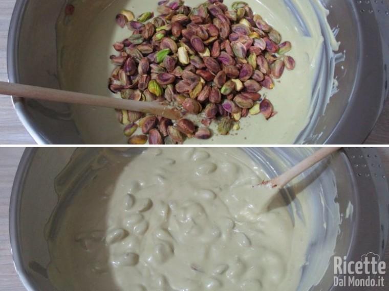 Torrone al pistacchio 4