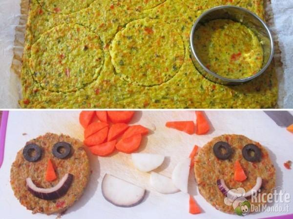 Tortini di verdure buffi 5