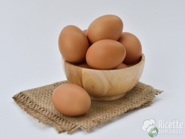 Crema pasticcera: uova