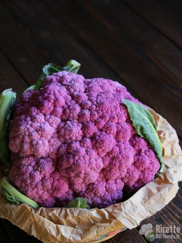Un bouquet di... cavolfiori colorati 4