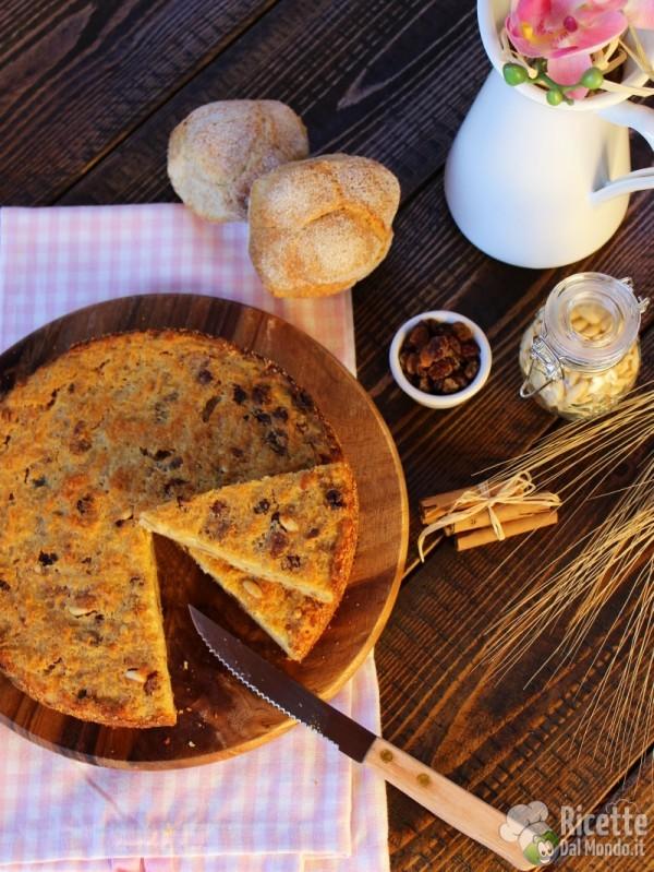 Torta di pane semplice