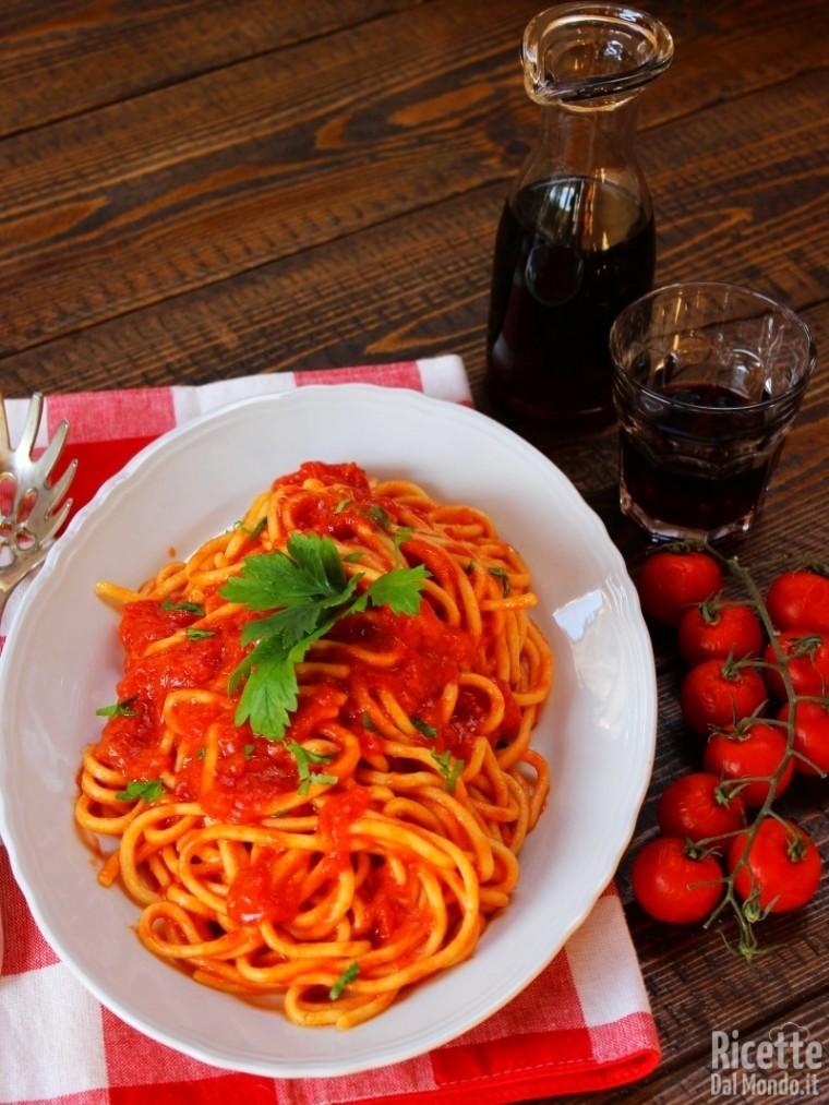 Strangozzi alla spoletina, ricetta semplice