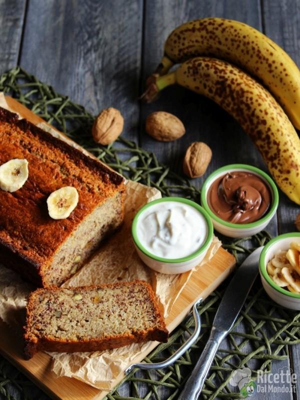 Banana bread dolce