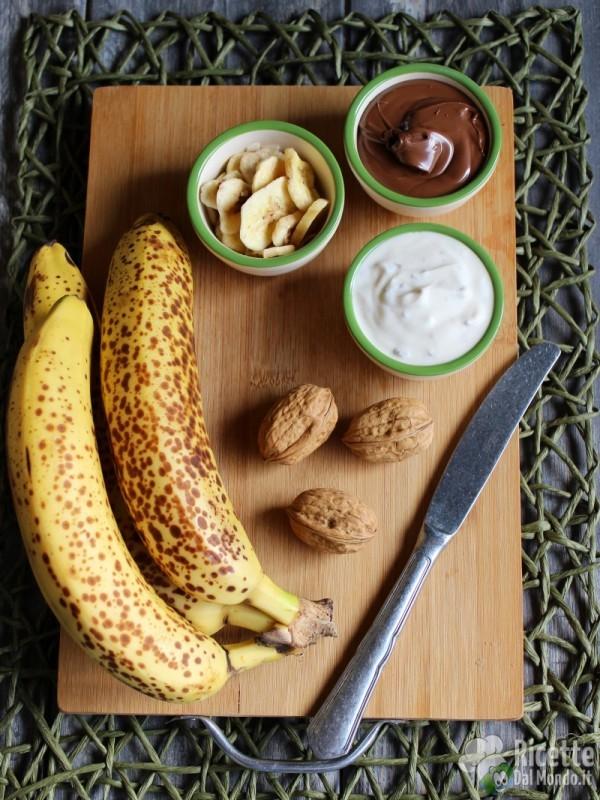 Come fare il Banana bread