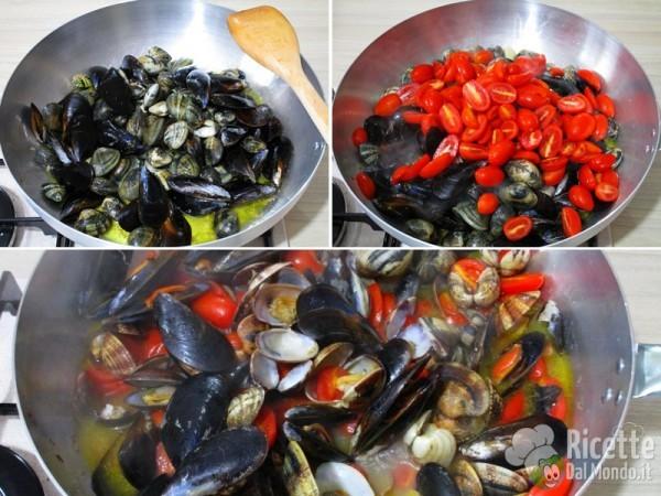 Scialatielli ai frutti di mare 3