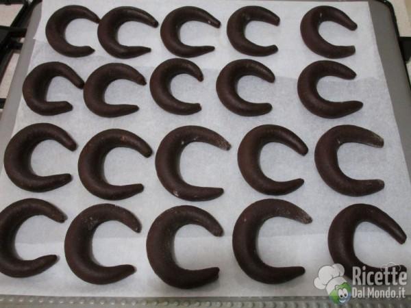 Kipferl al cioccolato 6