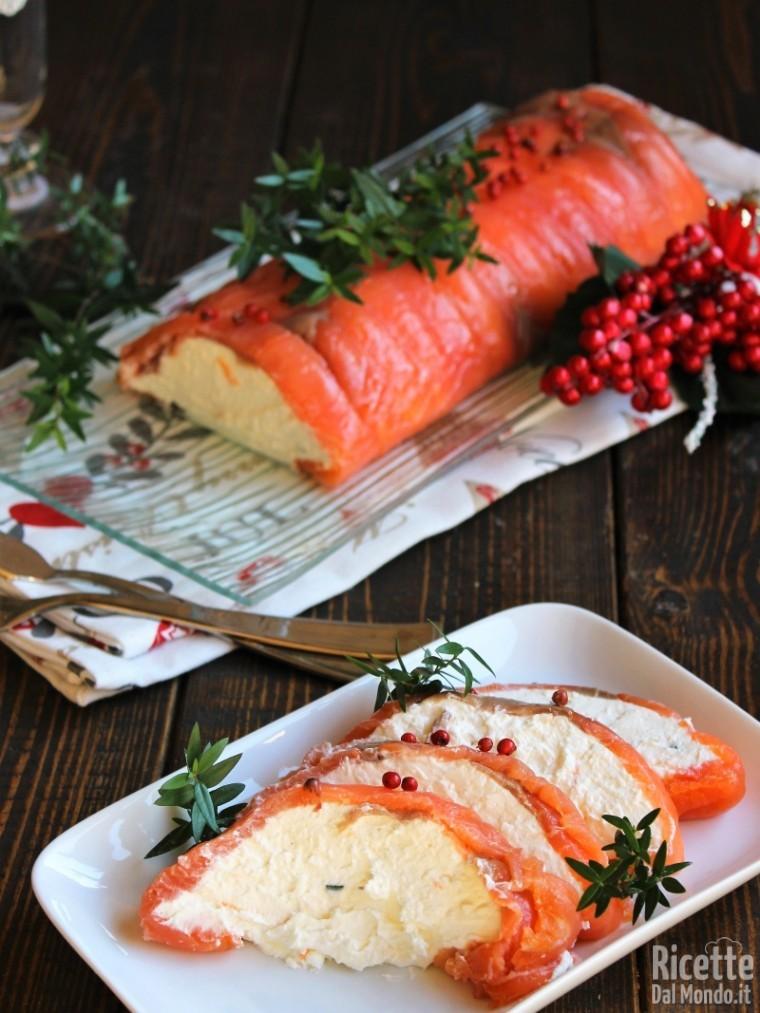 Ricetta Sformato di salmone e ricotta