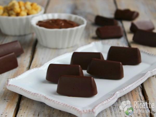 Ricetta Gianduiotti, cioccolatini torinesi