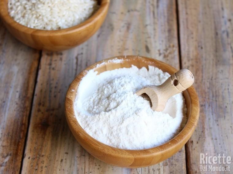 Come usare la farina di riso 2