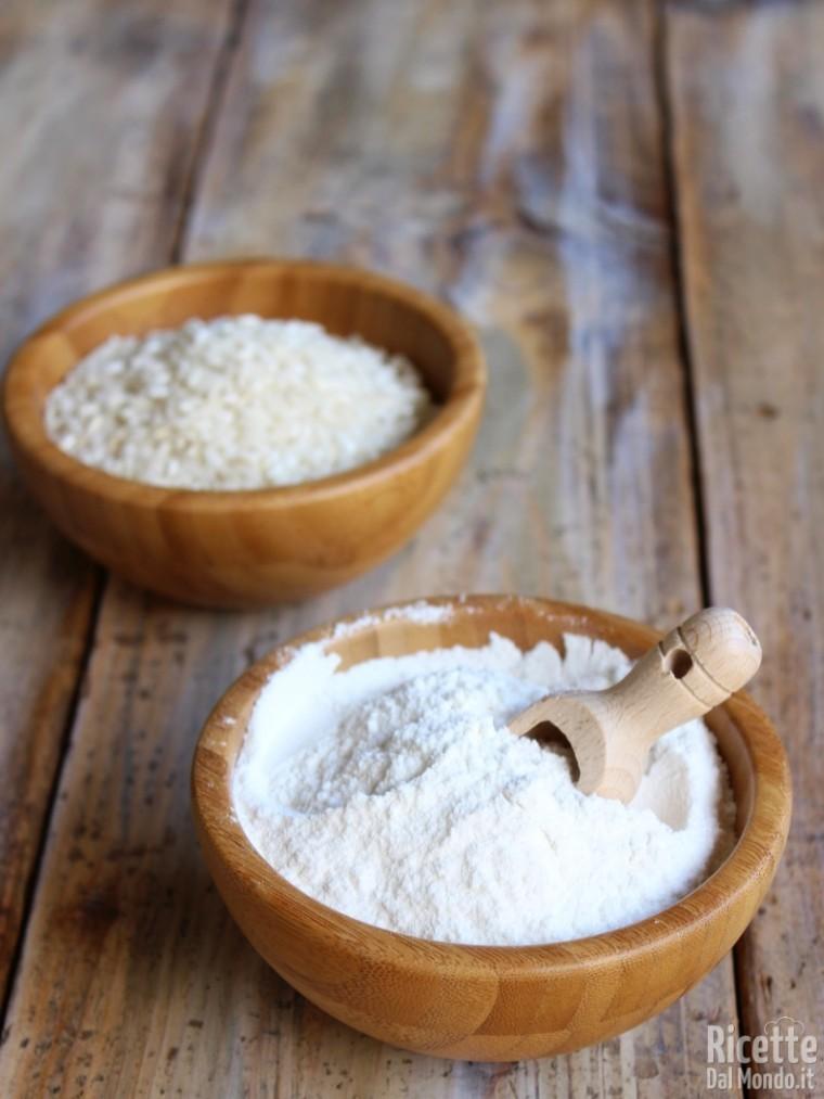 Come usare la farina di riso 3