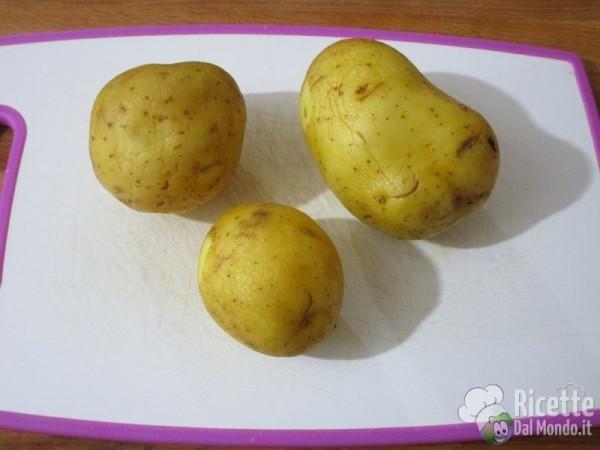 Chips di patate al microonde 2