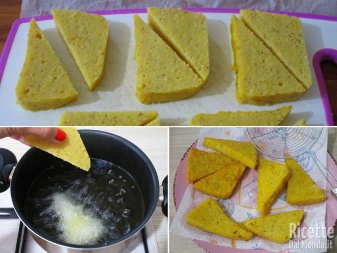 Scagliozzi di polenta 5