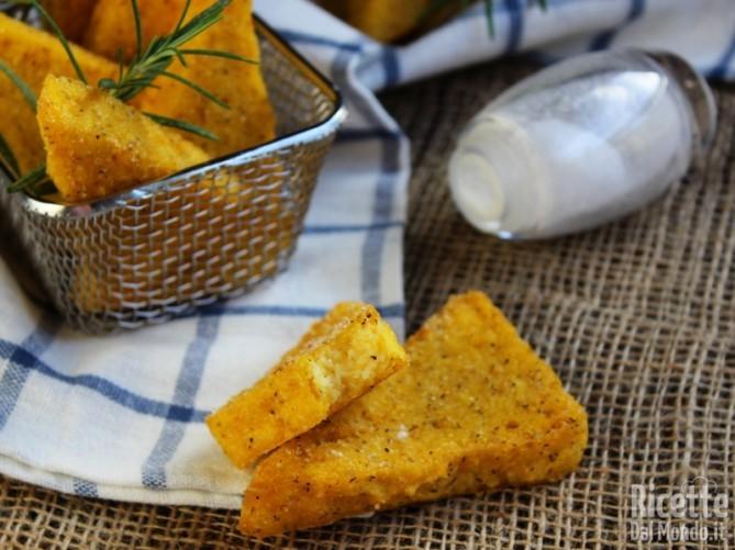 Ricetta Scagliozzi di polenta