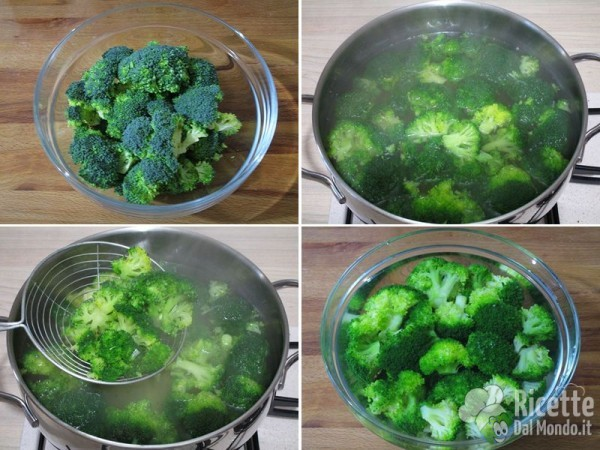 Pesto di broccoli 2