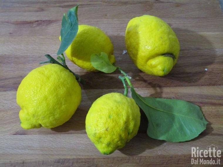 Marmellata di limoni 2