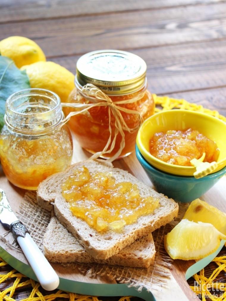 Come fare la Marmellata di limoni