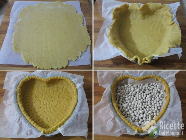 Crostata baci perugina 5