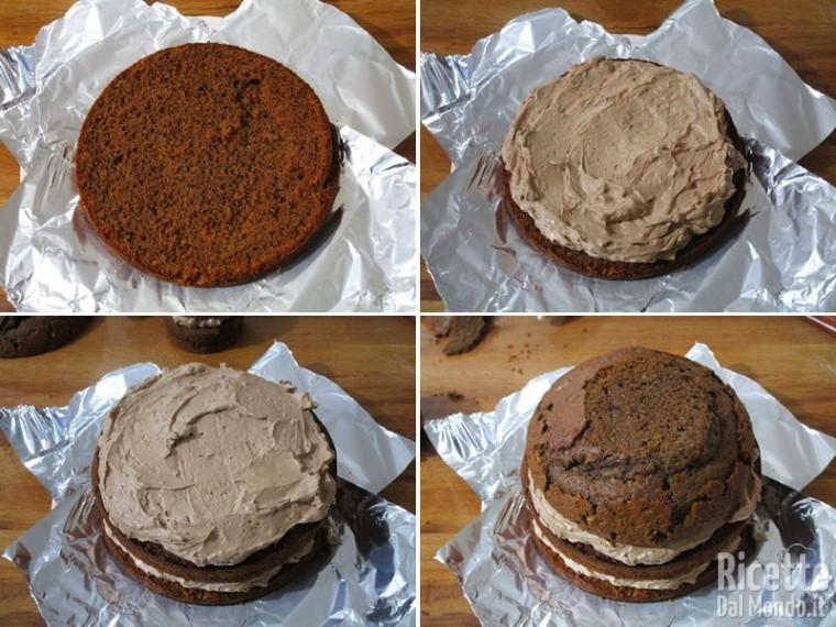 Torta Bacio Perugina 9