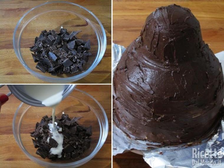 Torta Bacio Perugina 11