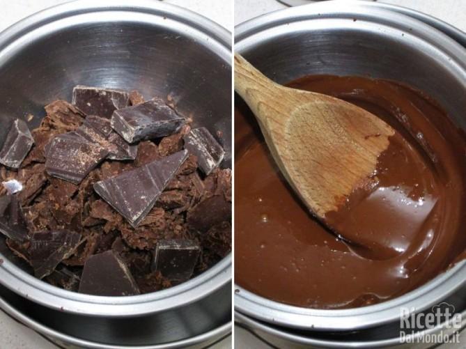 Mousse al cioccolato e peperoncino 2