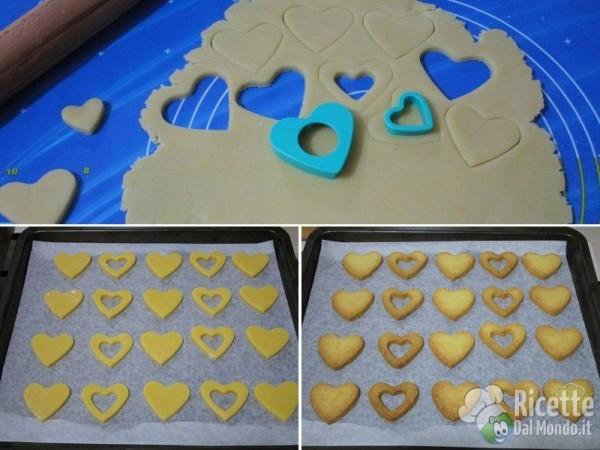 Biscotti di san valentino farciti 4