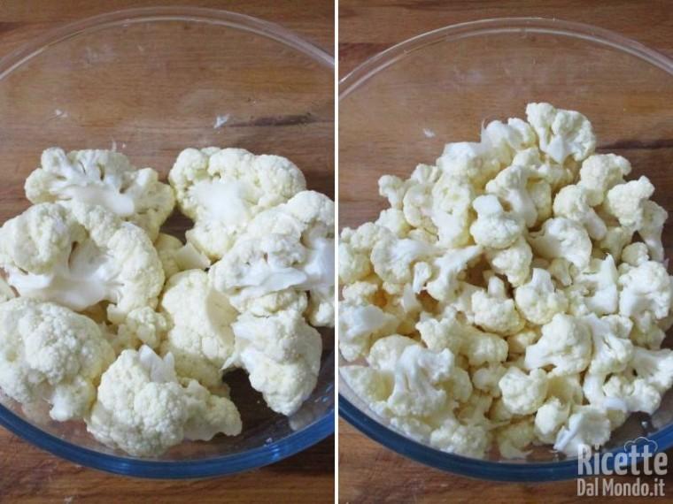 Pasta e cavolfiore 2