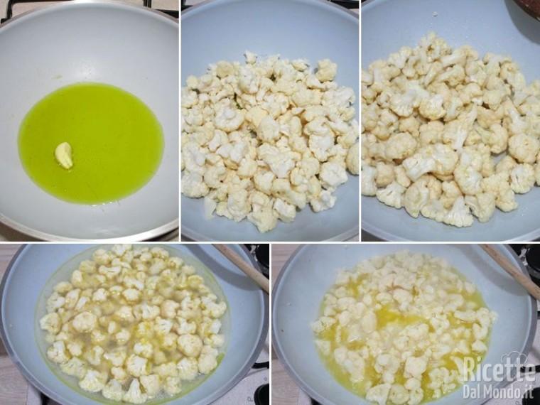 Pasta e cavolfiore 3