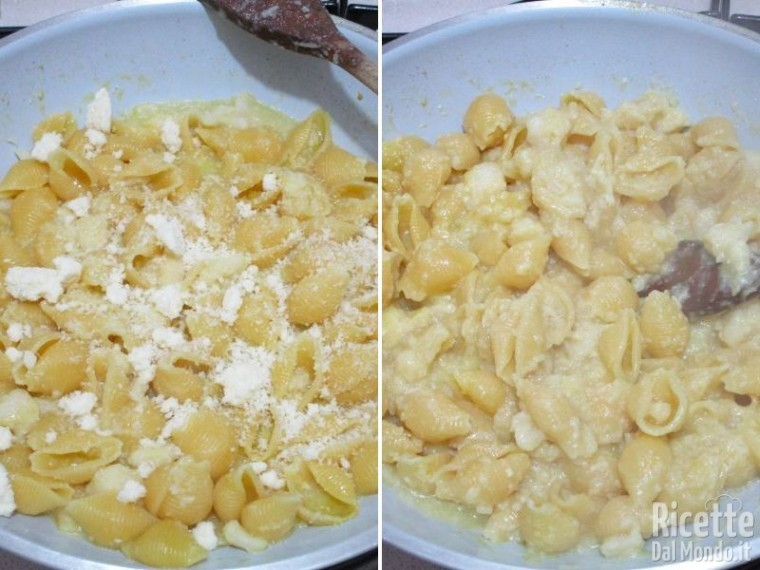 Pasta e cavolfiore 5