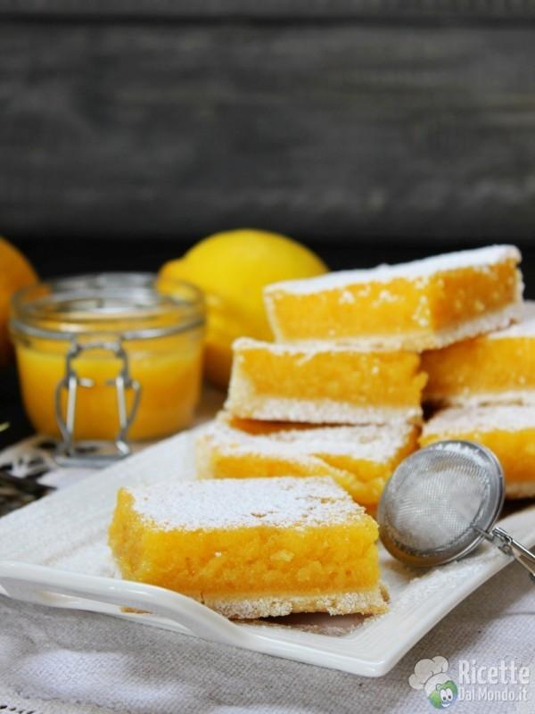 Come fare la Lemon bar