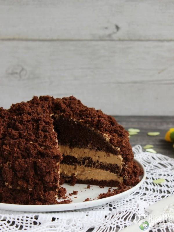 Come fare la Torta mimosa al cioccolato