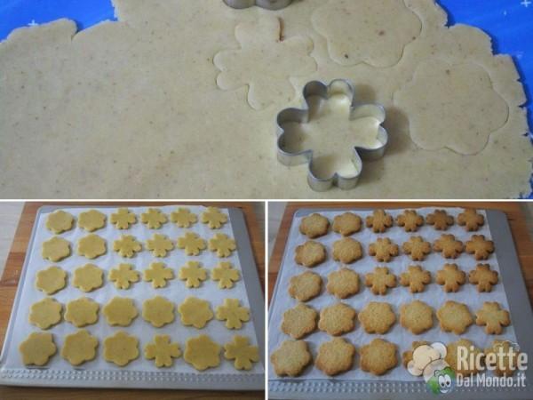 Biscotti allo zenzero 5