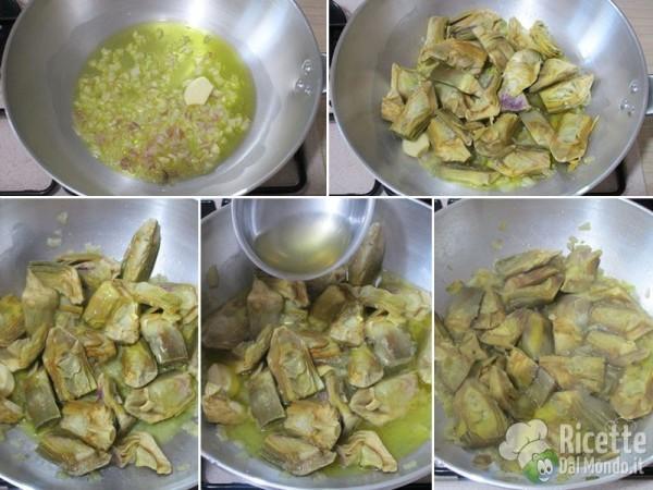 Come cucinare i carciofi 3
