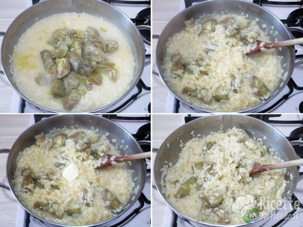 Come cucinare i carciofi 6