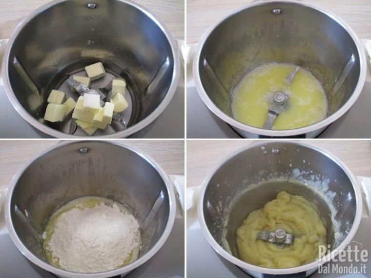 Frittelle di san Giuseppe al forno Bimby 2