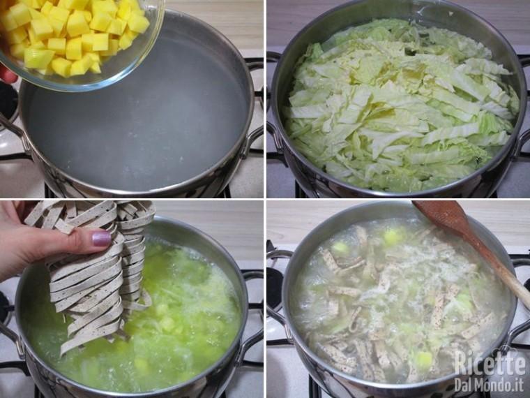 Tagliatelle di grano saraceno 3