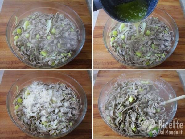Tagliatelle di grano saraceno 5