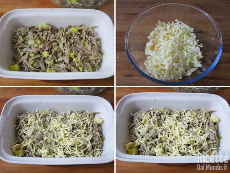 Tagliatelle di grano saraceno 6