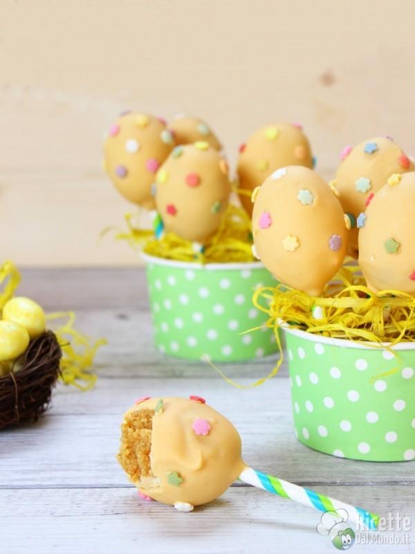 Come fare i cake pops per Pasqua