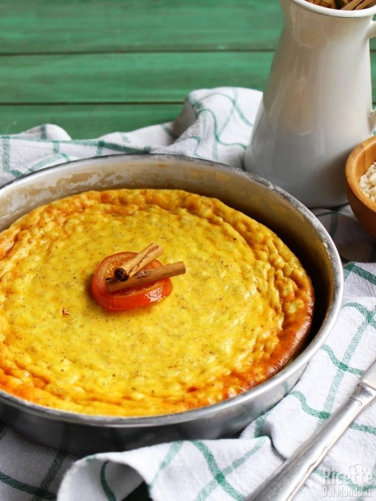 Come fare la Torta di riso