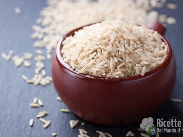 I cereali senza glutine: riso