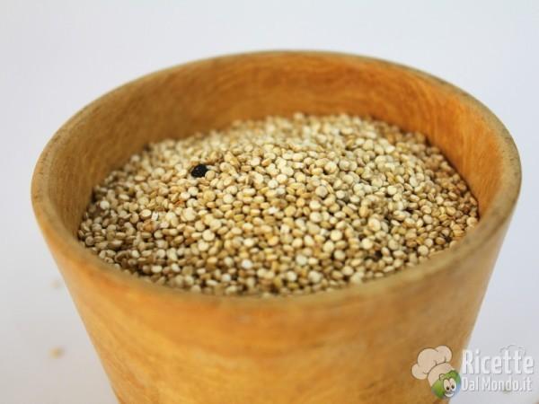 I cereali senza glutine: amaranto