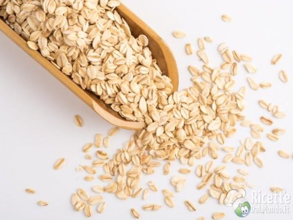 I cereali senza glutine: avena