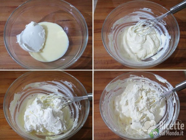 Crema al mascarpone